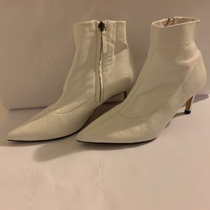 Beautiful and elegant booties